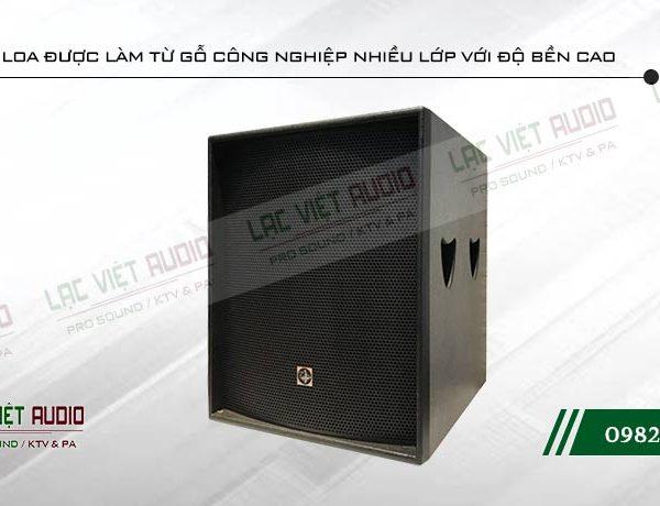 Đặc điểm sản phẩm Loa Star Sound UK18S