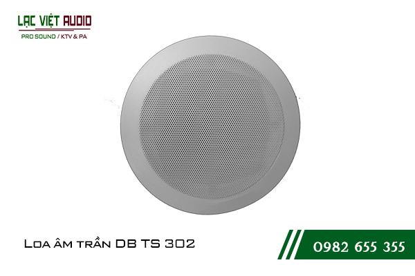 Loa âm trần DB TS 302 chất lượng cao
