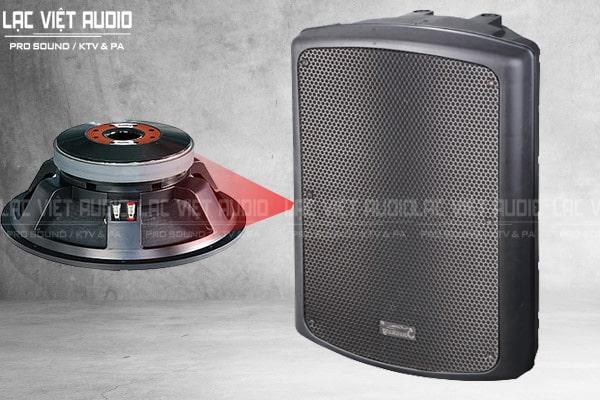 Loa Soundking KB12A cho âm thanh hoàn hảo