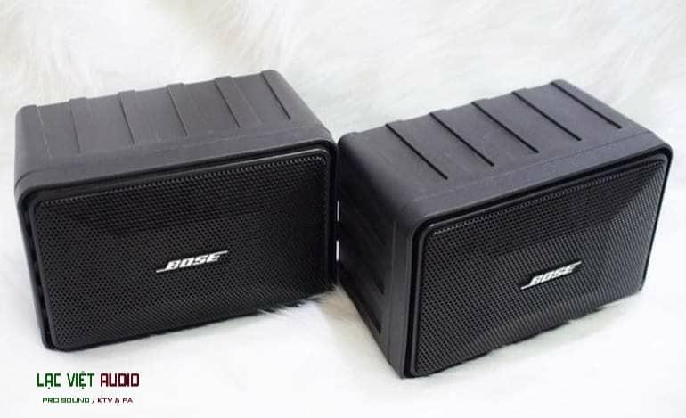 Loa Bose 101 có hát karaoke được không?