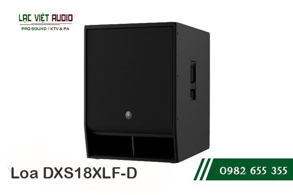 Loa hội trường Yamaha DXS18XLF-D