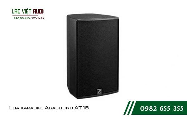 Loa karaoke Agasound AT 15