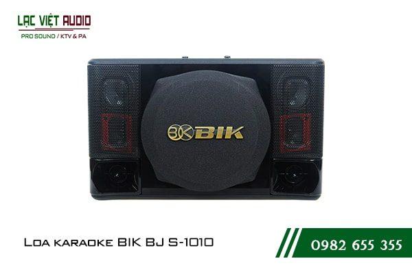 Giới thiệu sản phẩmLoa BIK BJ S1010