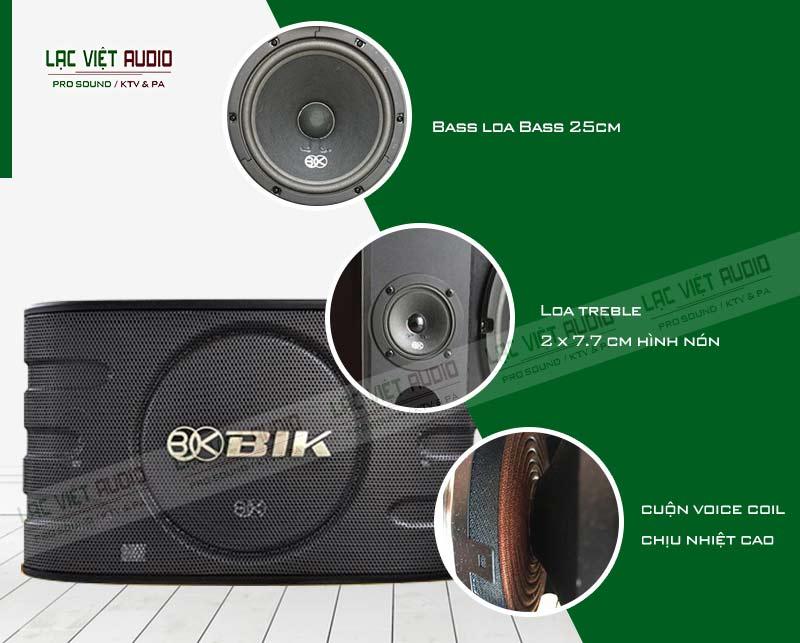 Các tính năng nổi bật của sản phẩmLoa BIK BJ S668