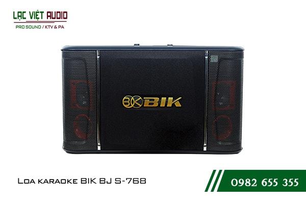 Giới thiệu sản phẩmLoa BIK BJ S768