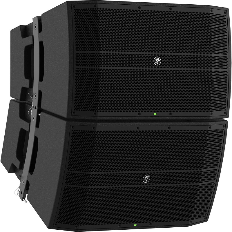 loa công suất lớn 2400w của hãng mackie được Lạc việt audio lắp đặt cho khách hàng