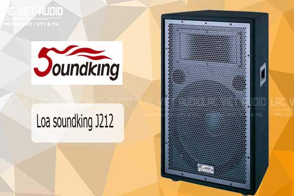 Củ loa bass và loa treble của sản phẩm Loa soundking J212