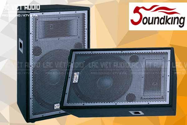 Màng loa sản phẩm Loa soundking J212 được làm từ nguyên liệu cao cấp