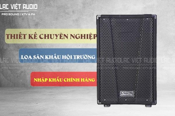 Thiết kế sản phẩm Loa soundking KJ15