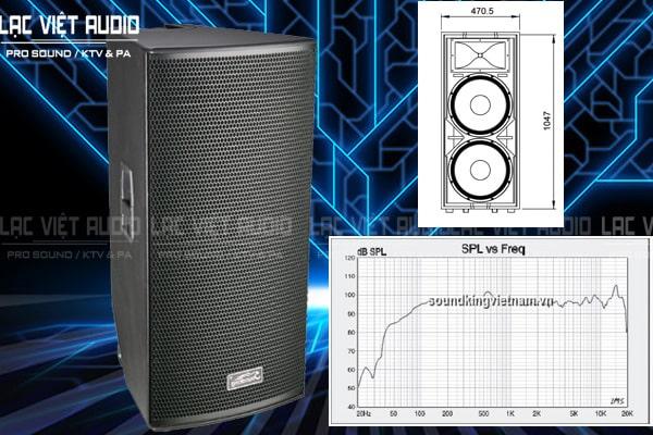 Tính năng sản phẩm Loa soundking KJ215