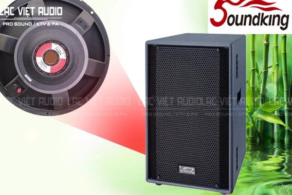 Củ loa sản phẩm Loa soundking F215