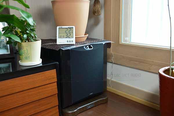 Loa sub yamaha NS-SW300 trang trí cho căn phòng của bạn