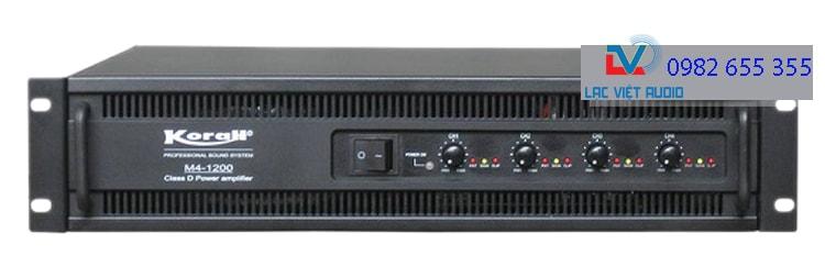 Main power 4 kênh M4-1200
