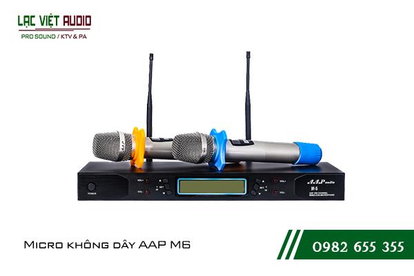 Giới thiệu về sản phẩmMicro AAP M6