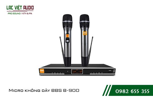 Giới thiệu về sản phẩmMicro BBS B900