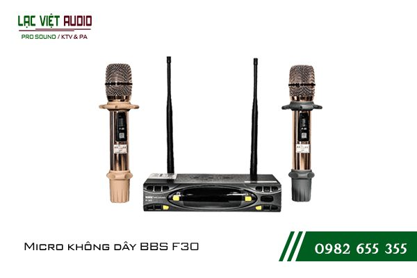 Giới thiệu về sản phẩmMicro BBS F30