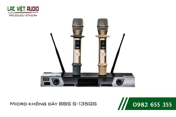 Giới thiệu về sản phẩmMicro BBS S135GS