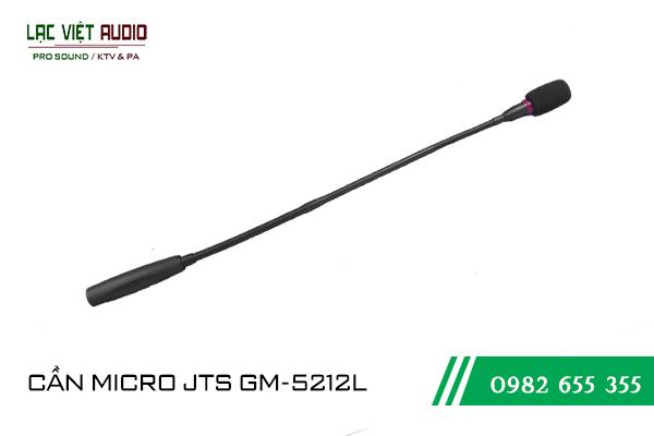 Micro cổ ngỗng JTS GM-5212L