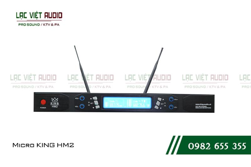 Micro không dây KING HM2