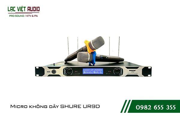 Giới thiệu sản phẩmMicro shure UR9D