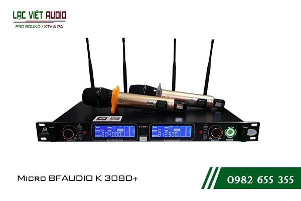 Giới thiệu về sản phẩmMicro BFaudio K308D+