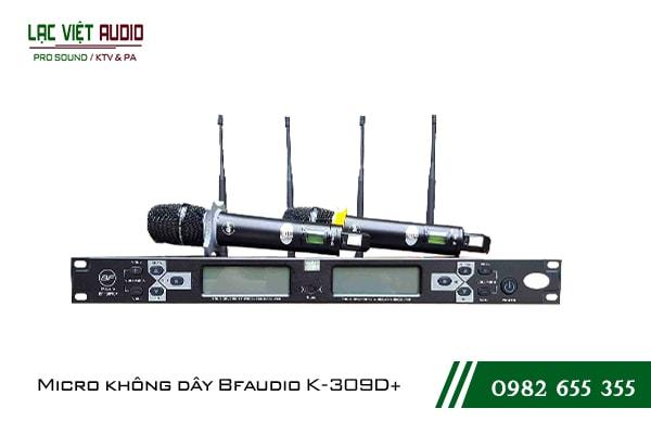Giới thiệu về sản phẩmMicro BFaudio K309D+