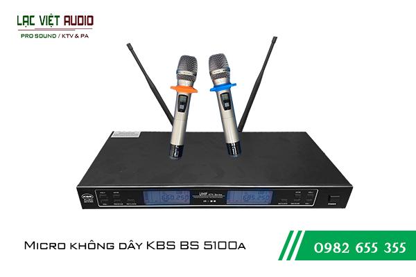 Micro không dây KBS BS 5100A chất lượng cao giá cực tốt