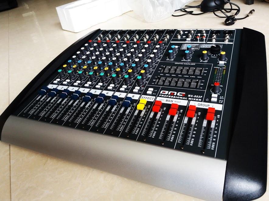 Mixer 12 đường BMG-MX1202F