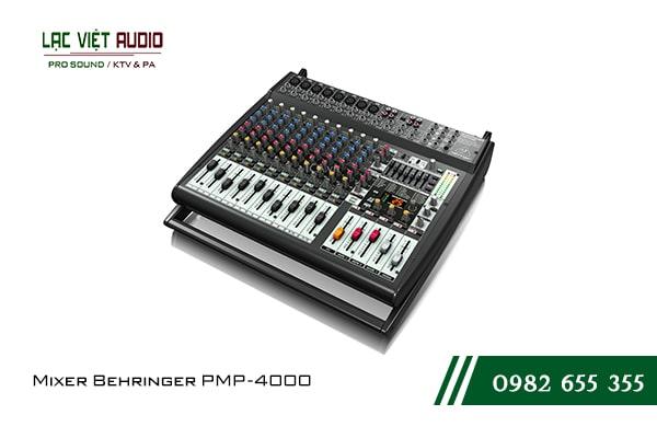 Mixer Behringer PMP 4000