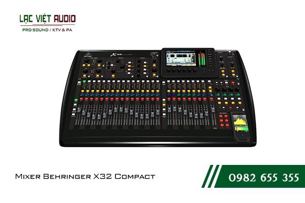 Giới thiệu về sản phẩmMixer Behringer X32 Compact