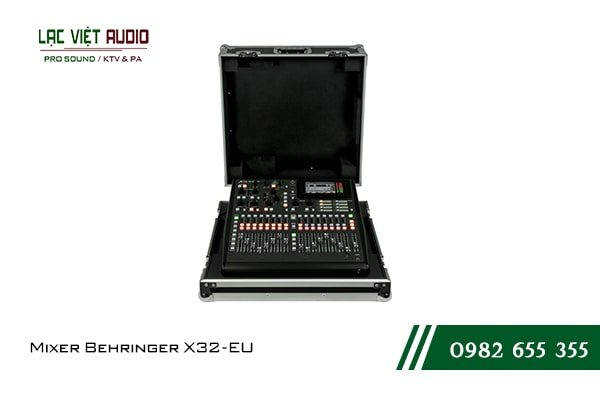 Giới thiệu về sản phẩmMixer Behringer X32 EU