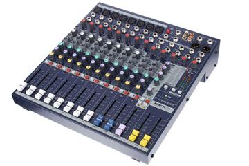 Mixer Soundcraft EFX8 nhập khẩu