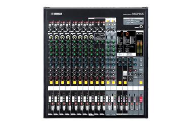 Mixer Yamaha MGP 16X chính hãng