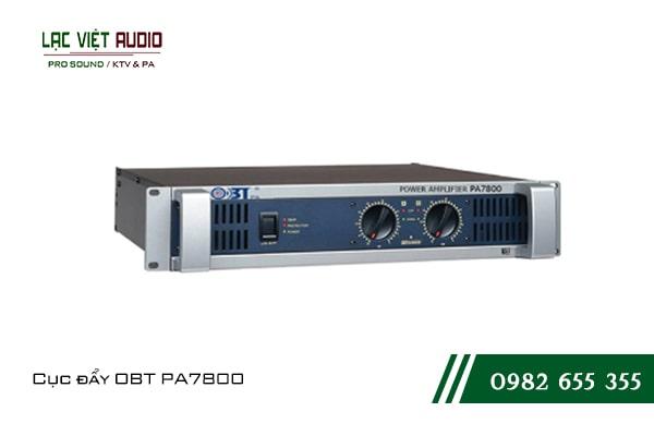 Cục đẩy OBT PA7800