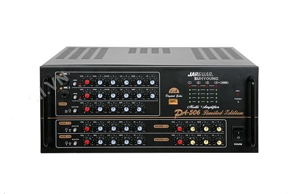 Amply jarguar PA-506 LIMITED EDITION