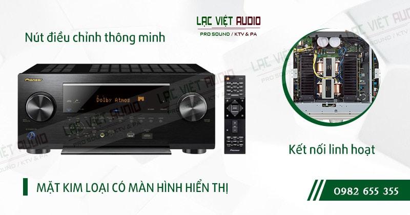 Các đặc điểm nổi bật của sản phẩmAMPLI ĐA KÊNH PIONEER VSX LX503