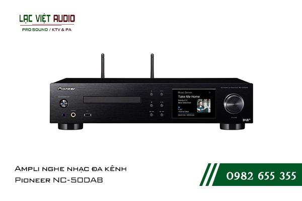 Một số giới thiệu tổng quan về sản phẩmAmpli nghe nhạc đa kênh Pioneer NC 50DAB