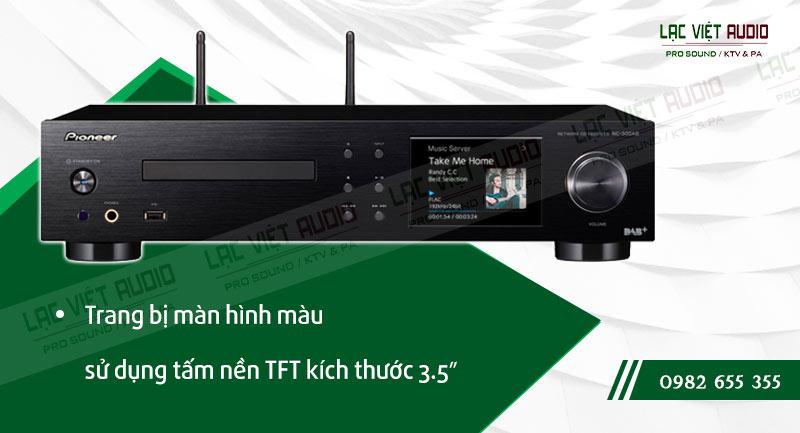 Các đặc điểm nổi bật của sản phẩmAmpli nghe nhạc đa kênh Pioneer NC 50DAB
