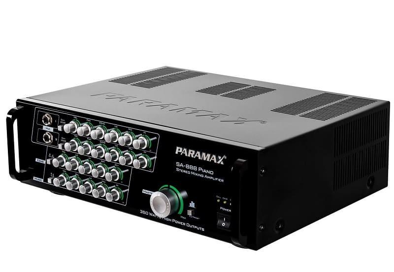 Amply Paramax SA-888 PIANO NEW nghiêng