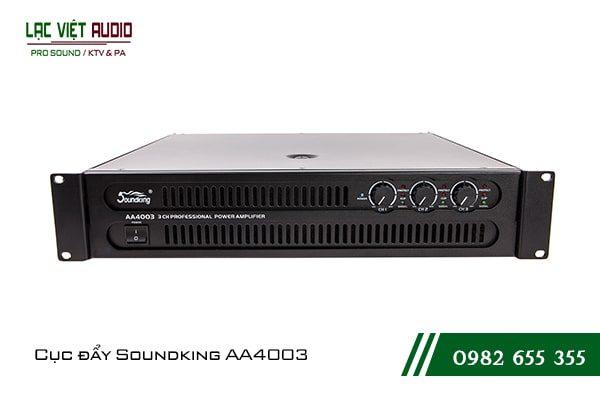Giới thiệu về sản phẩmCục đẩy công suất Soundking AA 4003