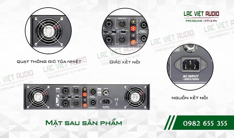 Tính năng độc đáo và nổi bật của sản phẩmCục đẩy công suất Soundking AE 2200