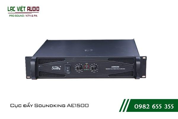 Giới thiệu về sản phẩmCục đẩy công suất Soundking AE 1500