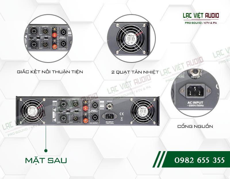 Các tính năng nổi bật và tối ưu nhất của sản phẩm Cục đẩy Soundking AE900