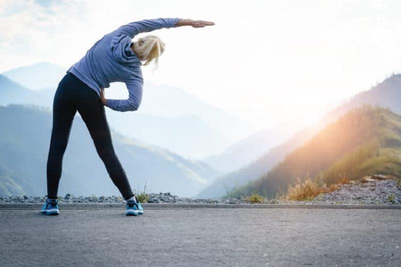 Tập thể dục cũng là cách luyện giọng rất hiệu quả