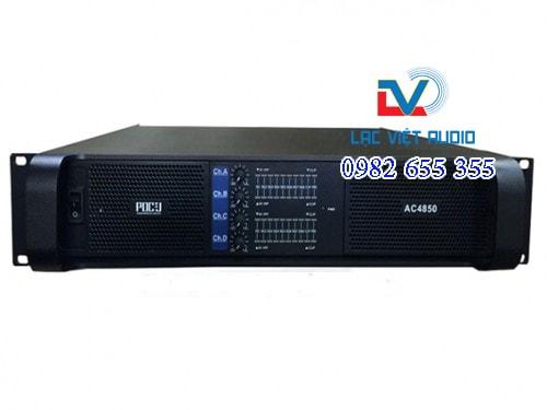 Thông tin Cục đẩy 4 kênh pdcj ac – 4850