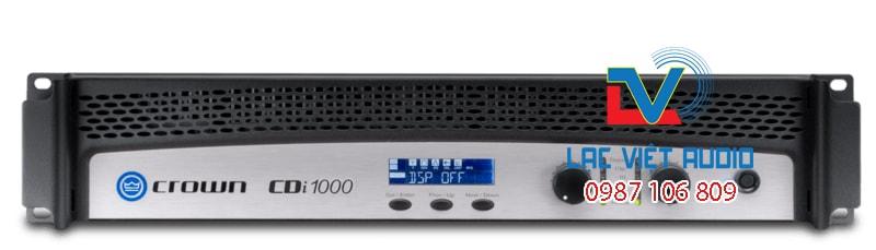 Thông tin Cục đẩy crown CDi1000