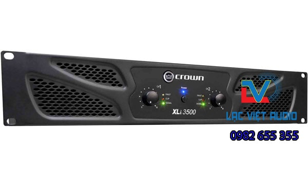 Thông tin Cục đẩy crown XLI3500