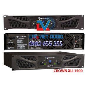 Cục đẩy crown XLI1500chính hãng, giá rẻ
