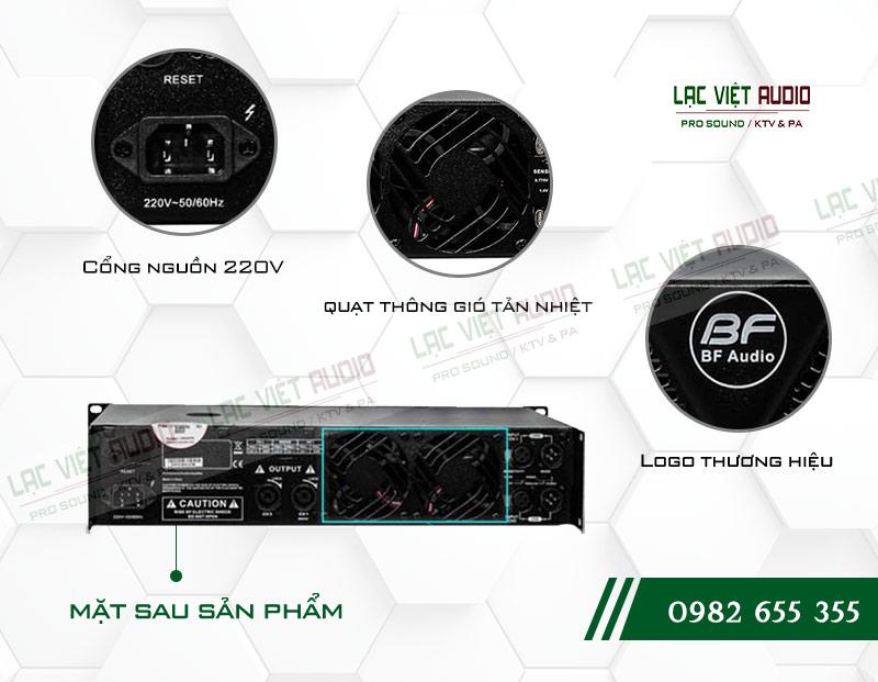 Tính năng cục đẩy công suất BF Audio J700