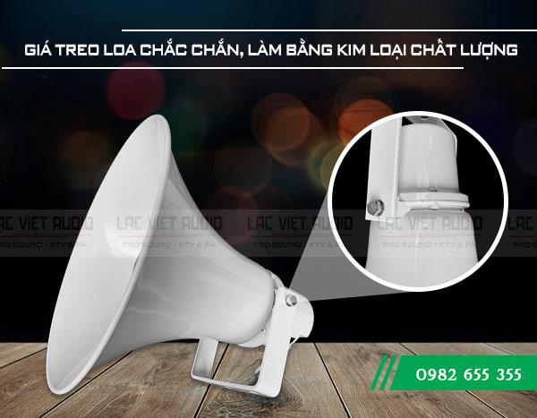 Giá treo sản phẩm Loa còi DB KS-605 được làm từ kim loại